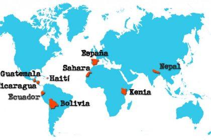 Mapa Sport Mundi